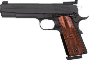 SIG 1911 black target